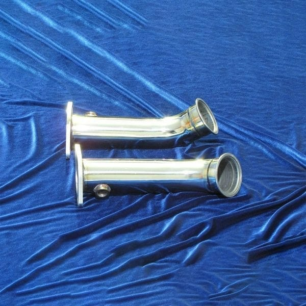 G37 Long Tube Headers With Straight Pipe