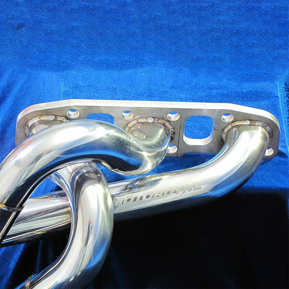 G37 Long Tube Headers With HFC