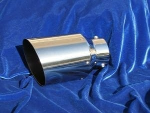 Motordyne Stainless Straight Exhaust Tip