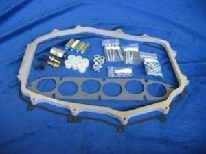 "1/2"" Iso Thermal plenum spacer (fits 350Z-no strut bar kit included)"