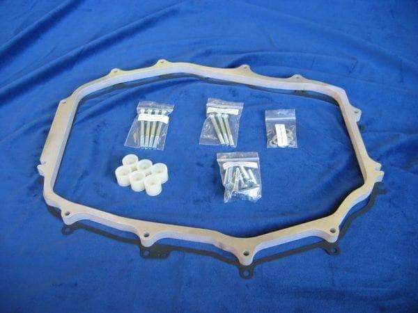 "1/2"" Basic Plenum spacer (fits 350Z - no strut bar included)"