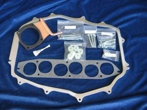 "G35 & M35 5/16"" Copper Iso Thermal plenum spacer"