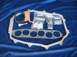 "G35 & M35 1/2"" Copper Iso Thermal plenum spacer"