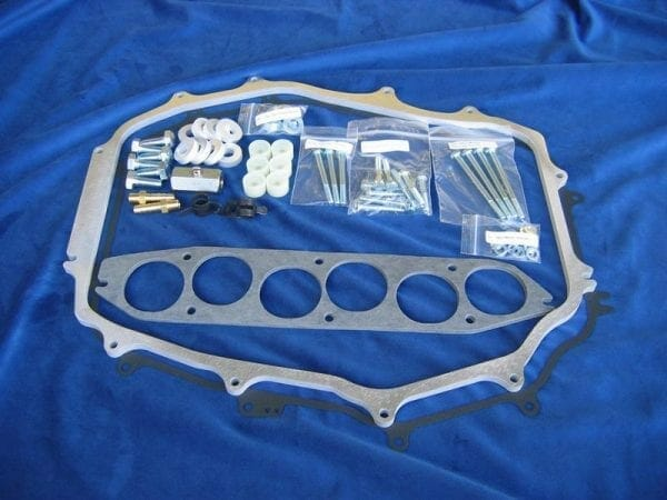 "350Z 5/16"" Iso Thermal plenum spacer"