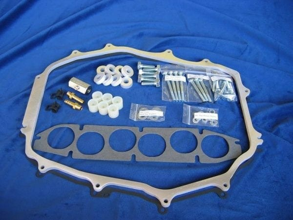 """G35 & M35 5/16"""" Iso Thermal plenum spacer"""